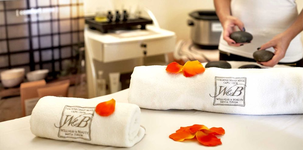 Wellness & SPA - Colonna Grand Hotel Capo Testa