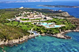 Aerial View - Colonna Resort