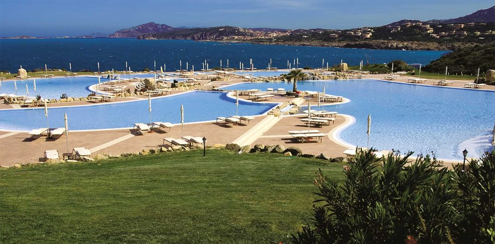 Large Pools - Colonna Resort