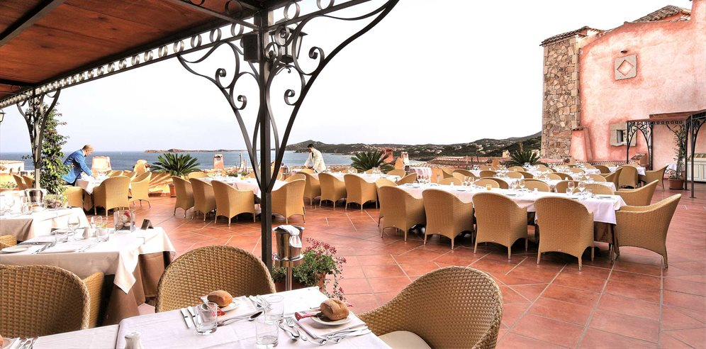 Restaurant - Colonna Resort
