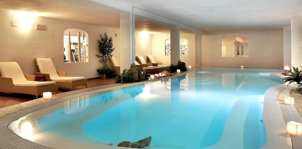 Wellness & SPA Pool  - Colonna Resort