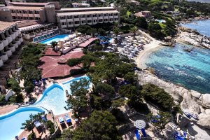Aeriall View - Grand Hotel Smealdo Beach