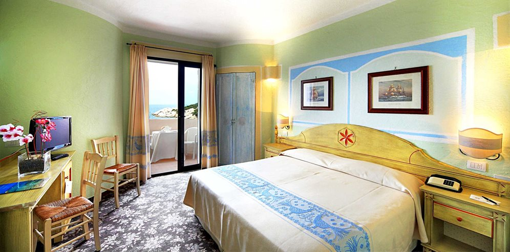 Sea View Room  - Grand Hotel Smeraldo Beach