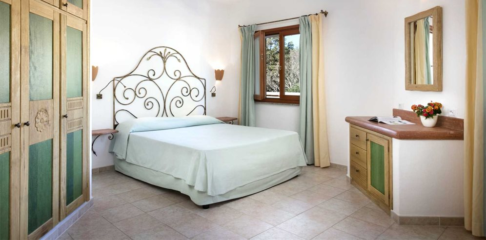 Bedroom - Residence Cala di Falco