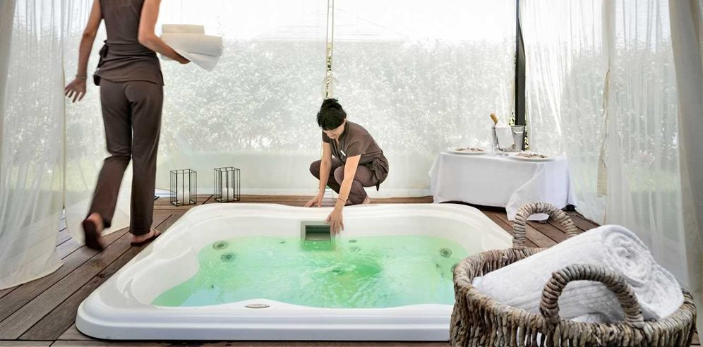 Romantic Private Spa- Hotel Abi d'Oru