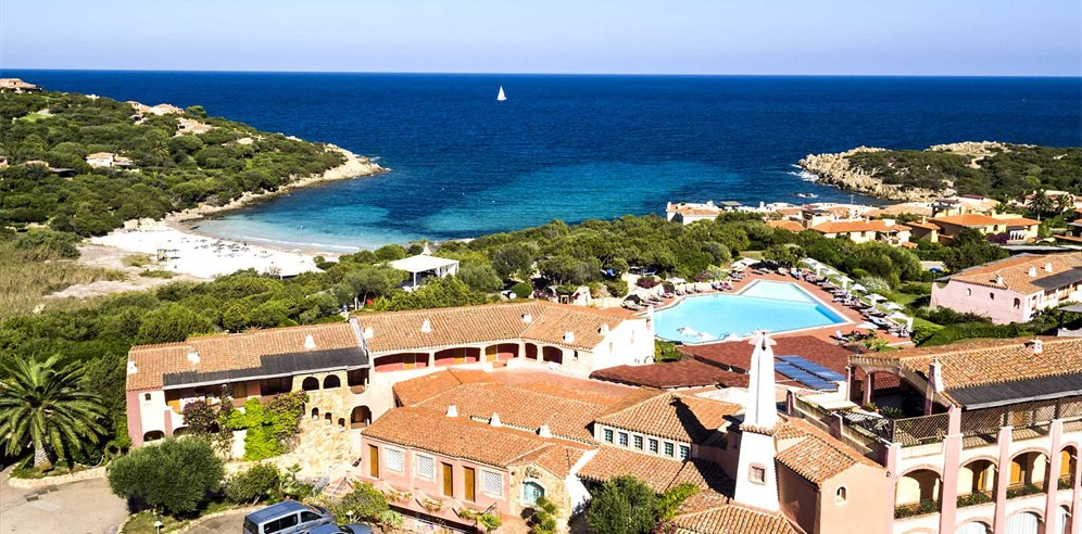Panoramic View - Grand Hotel Porto Cervo