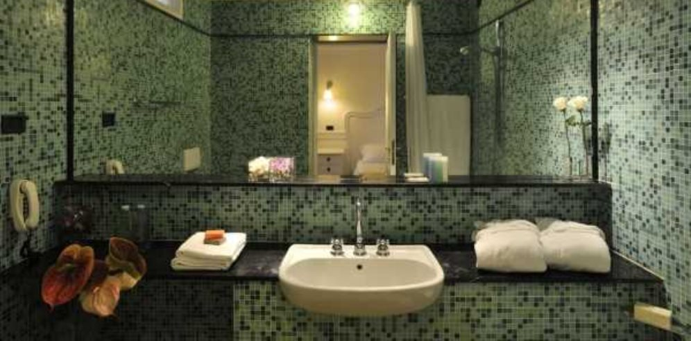 Stardard room Bathroom