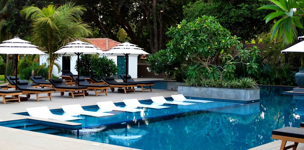 Andores Resort & Spa, Calangute, North Goa