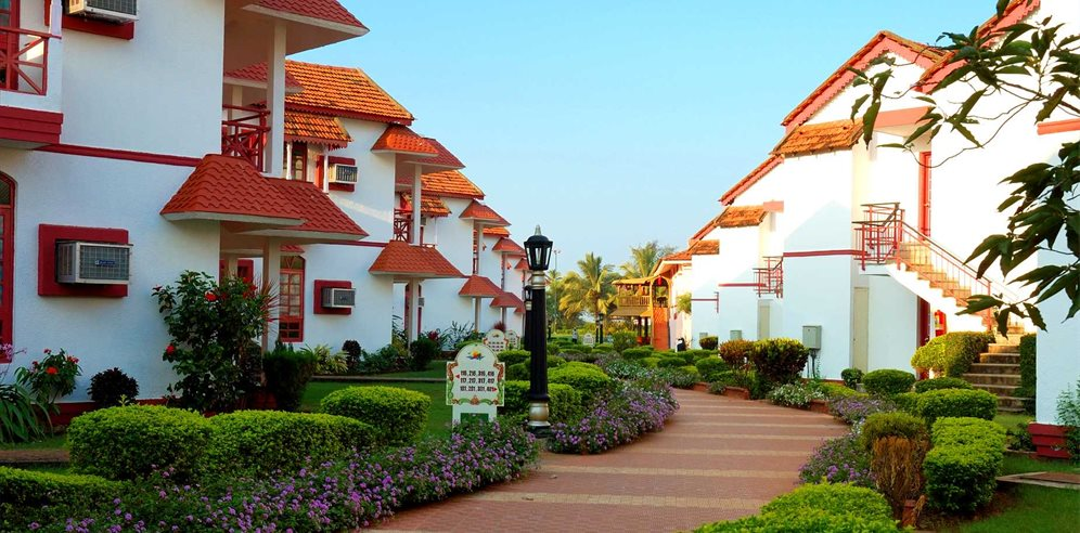 Nanu Beach Resort, Betalbim, South Goa
