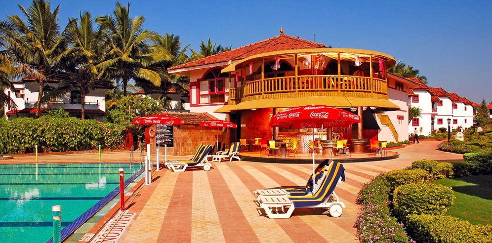 Nanu Beach Resort, Betalbatim, South Goa