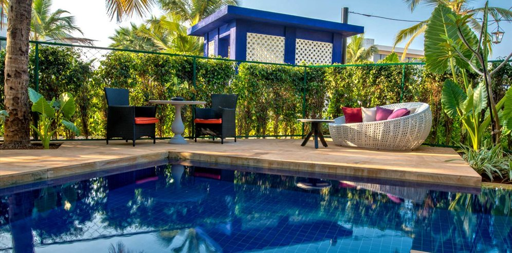 Essence Plunge Pool room, Azaya, Benaulim, South Goa