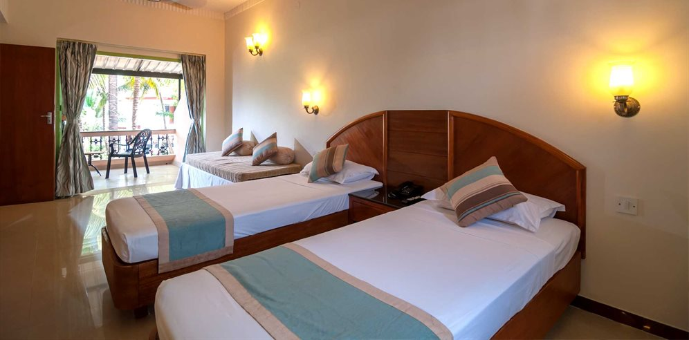 Premiere Room, Nanu Beach Resort