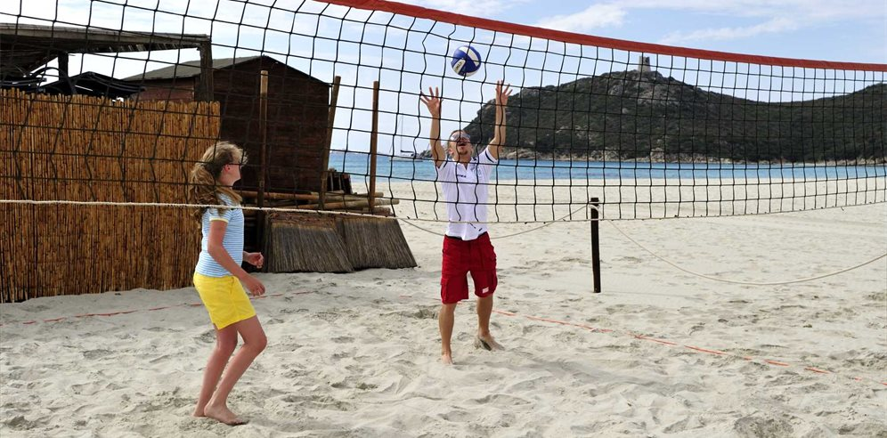 Beach Volley Ball - Pullman Timi Ama
