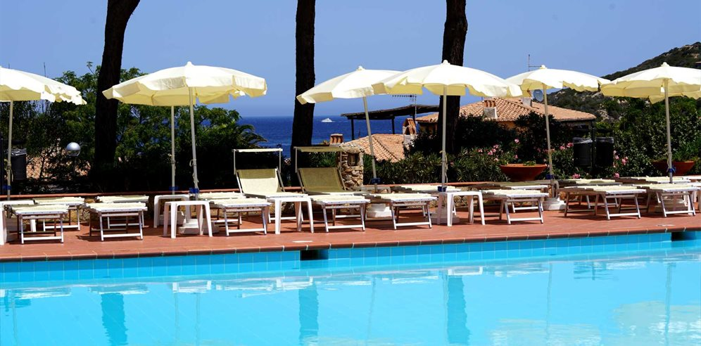 Pool - Club Hotel Cormorano
