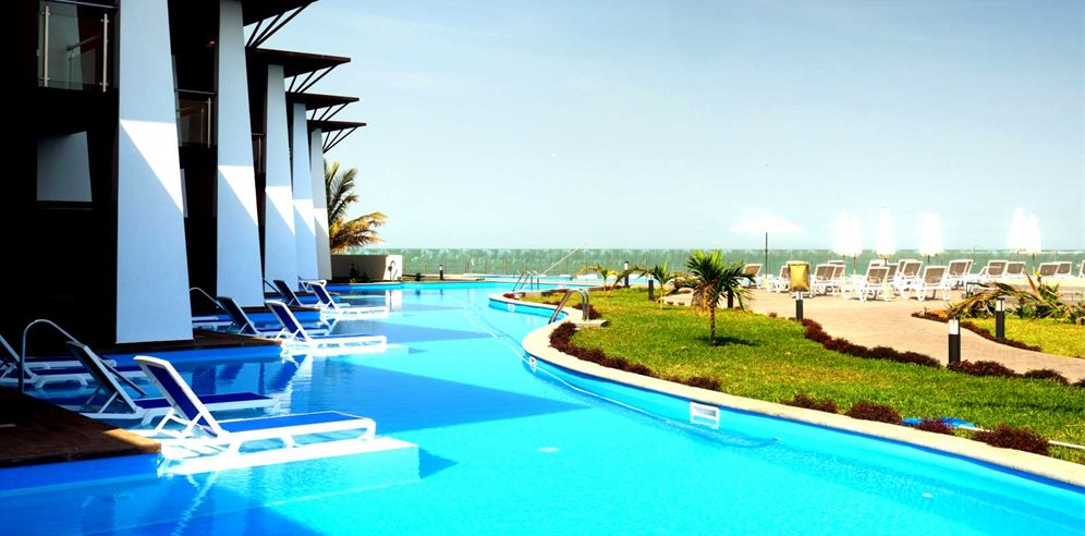 African Princess Hotel in The Gambia
