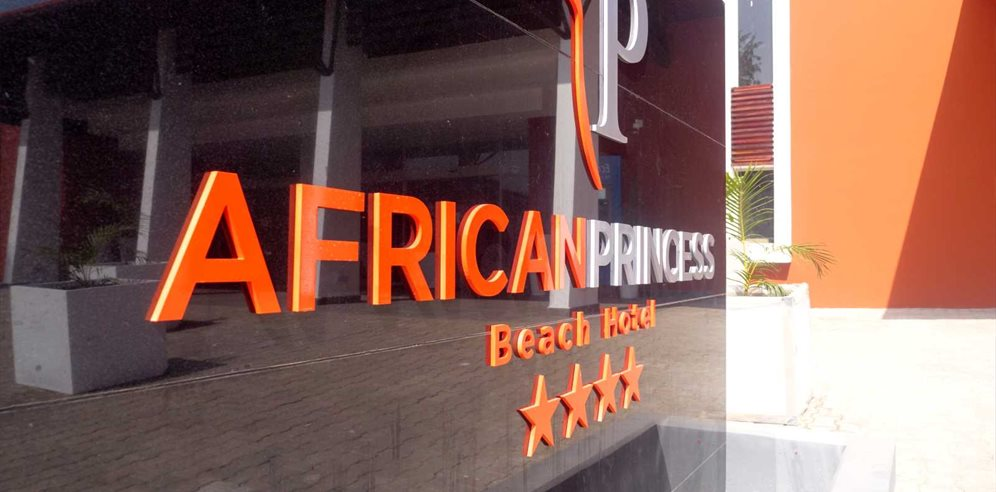 African Princess Beach Hotel in The Gambia