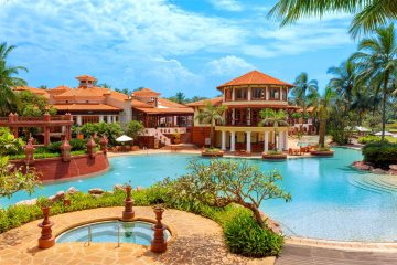 ITC Grand Goa Resort & Spa