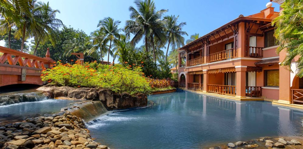 Lagoon View Rooms at ITC Grand, Arossim, South Goa