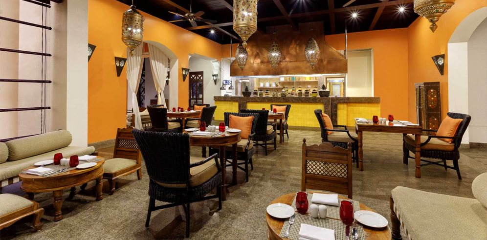 Kebabs & Kurries Restaurant at ITC Grand, Arossim, South Goa
