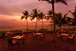 Seaside Bar_be-que and Grill at ITC Grand, Arossim, South Goa