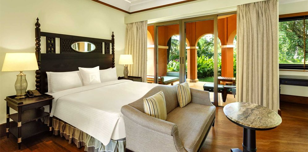 Garden View Room at ITC Grand, Arossim, South Goa