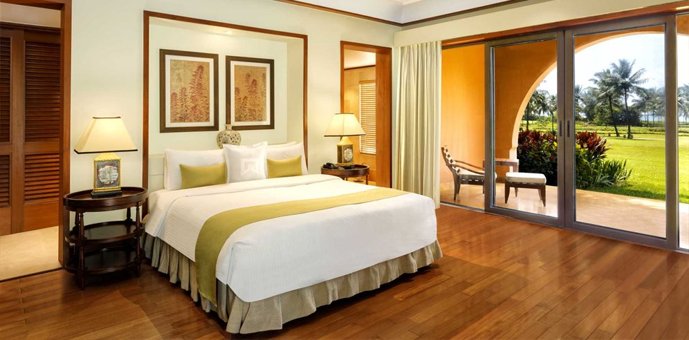 Sea View Room at ITC Grand Goa, Arossim, South Goa