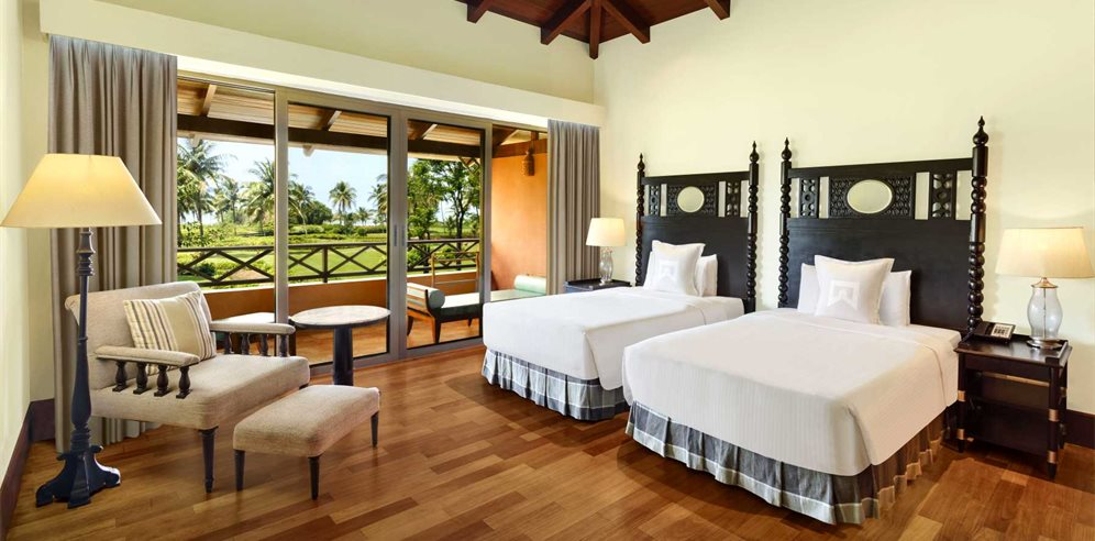 Sea View Room at ITC Grand, Arossim, South Goa