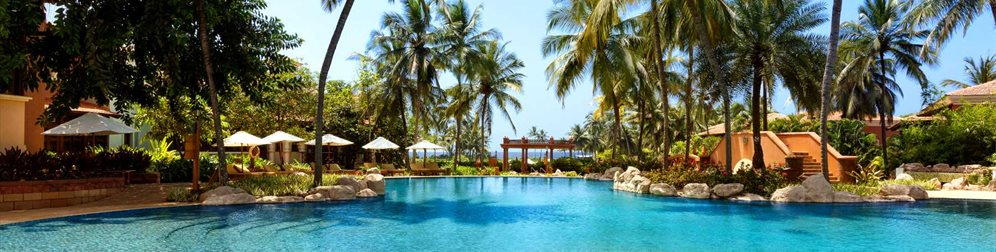 Pool at ITC Grand, Arossim, South Goa
