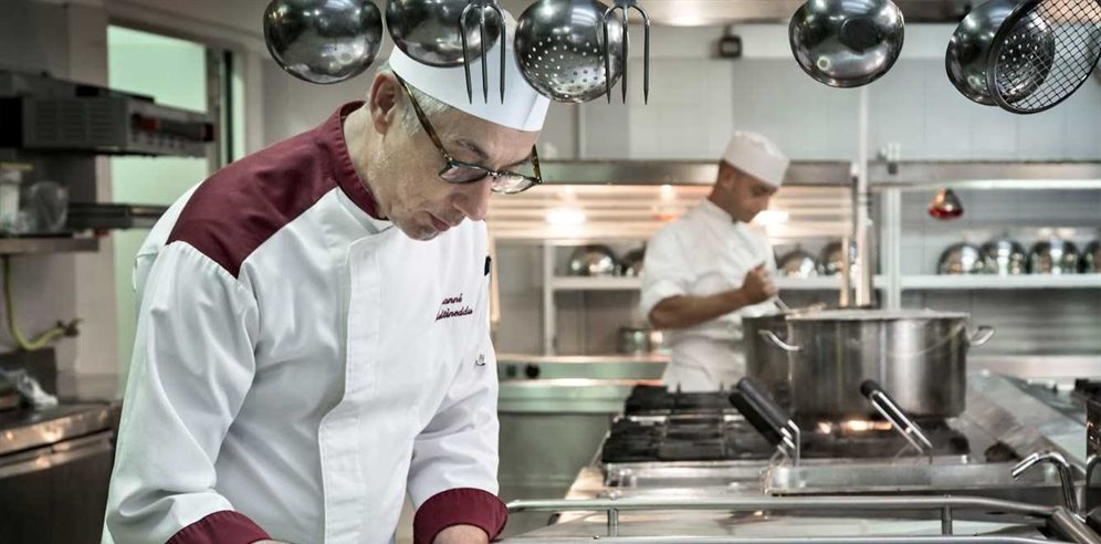 Executive Chef -  Hotel Abi d'Oru