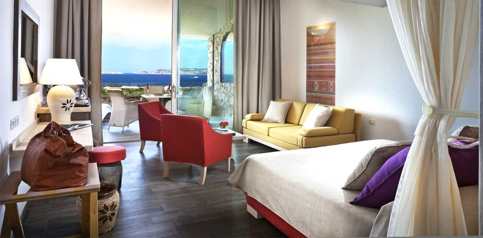 Junior Suite Family Exclusive Sea View - Resort Valle dell'Erica Thalasso & SPA