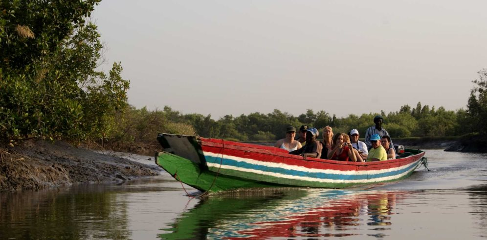 Rivers of West Africa Cruise, The Gambia and Senegal