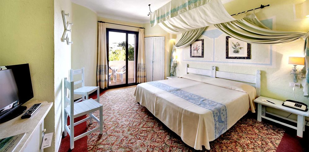 Hillside Room - Grand Hotel Smeraldo Beach