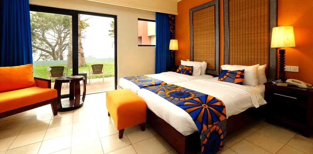 Deluxe room at Labranda Coral Beach Resort, Brufut, The Gambia