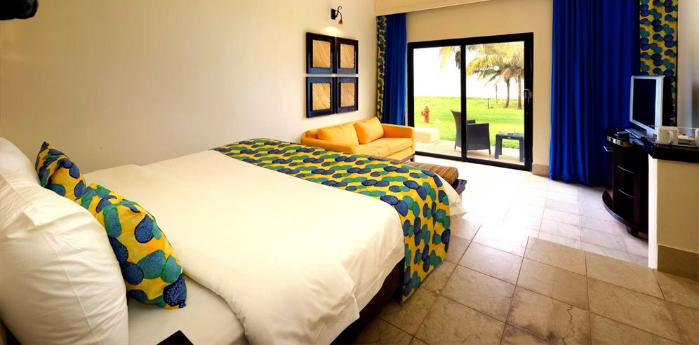 Superior sea view room at Labranda Coral Beach Resort, Brufut, The Gambia
