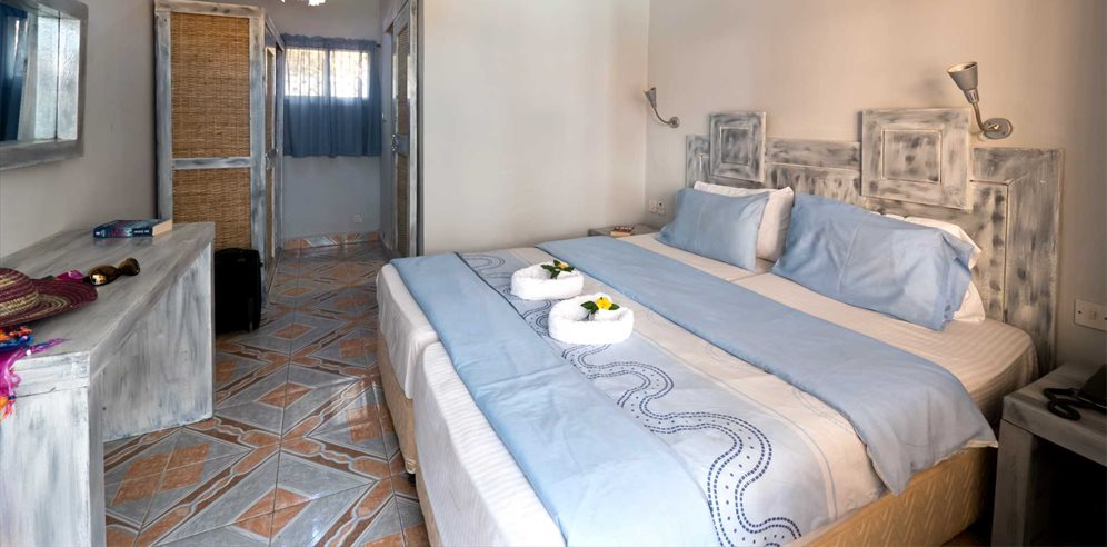 Rooms at Sunu Hotel, Kololi, The Gambia