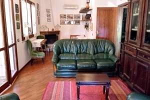 Living area in Villetta Lalinda, at Villas Santa Caterina