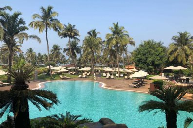 The Leela, Mobor, South Goa.