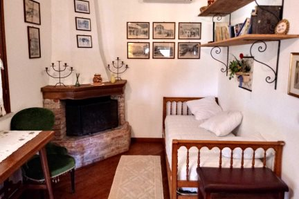 Extra single bed in Villetta Lalinda, at Villas Santa Caterina