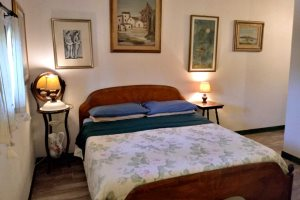 Cosy double bedroom 1 Casina Dolinda, at Villas Santa Caterina