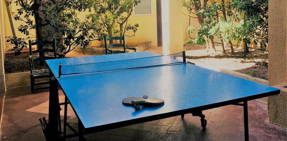 Table Tennis - Hotel Calabona