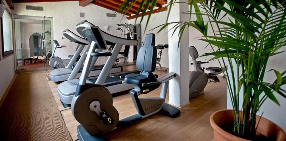 Gym - Nora Club Hotel