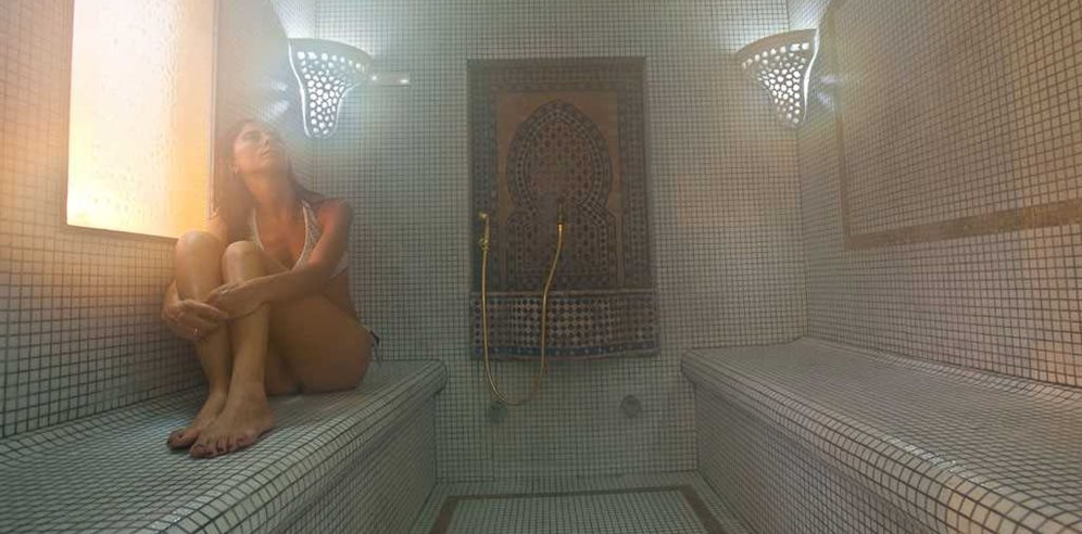 Turkish Bath - Nora Club Hotel