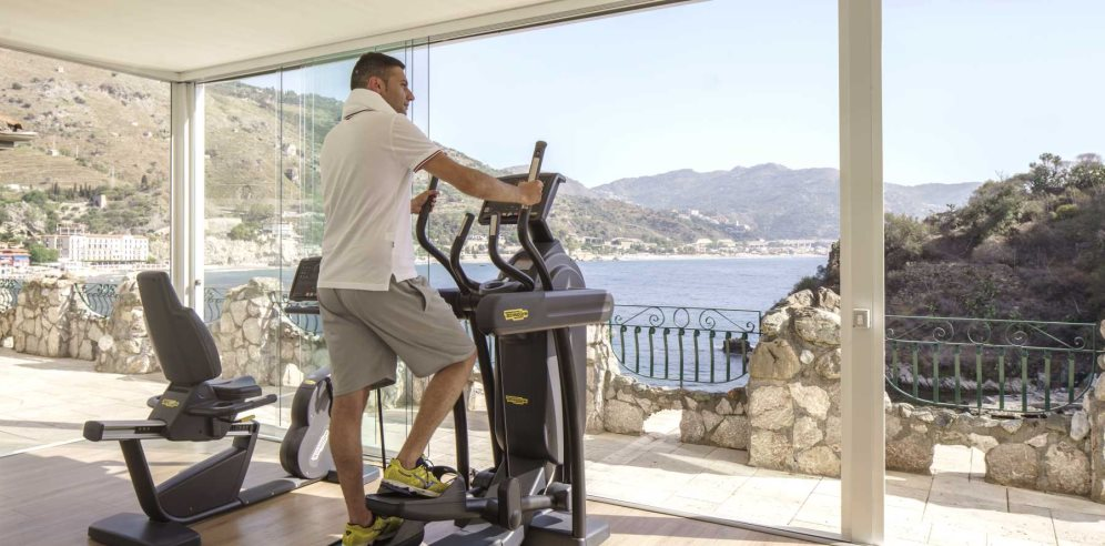 Gym - Grand Hotel Atlantis Bay