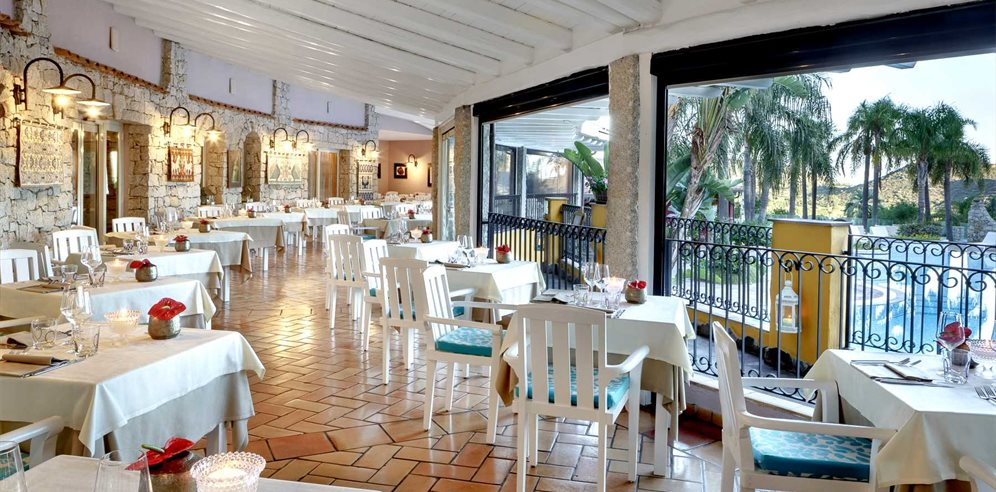 Restaurant - Cruccuris Resort