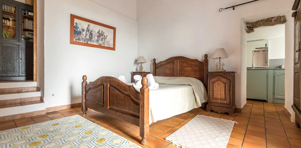 Bedroom - Bergerie Olivella - Valinco & the West Coast