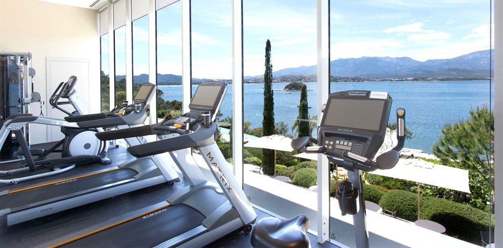 Gym with a View - Casadelmar