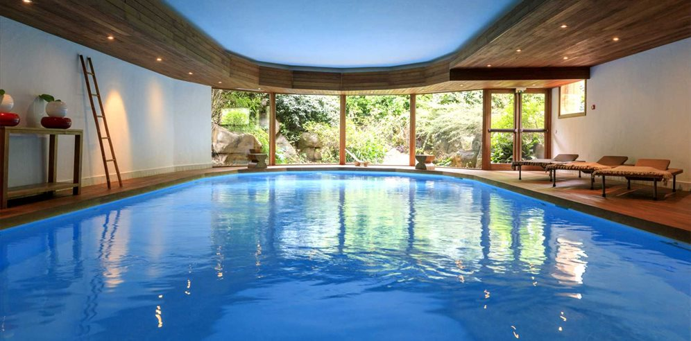 Indoor Pool - Grand Hôtel Cala Rossa