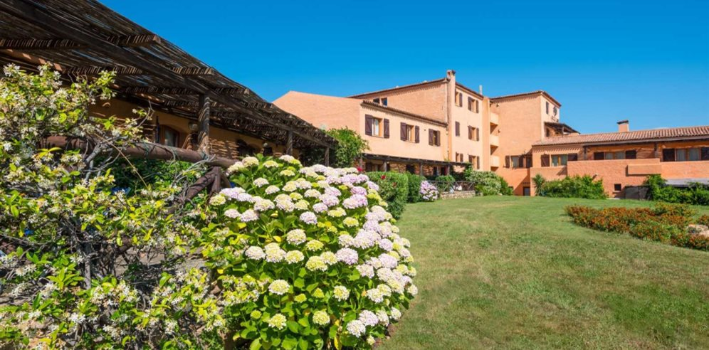 Grounds - Hotel Rocce Sarde