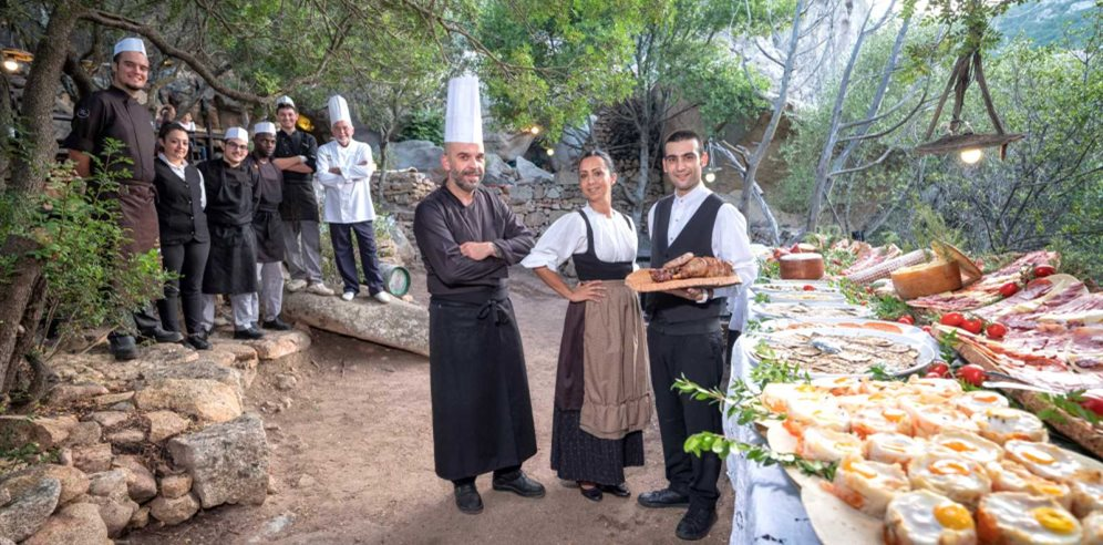 Authentic Cooking - Hotel Rocce Sarde