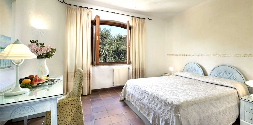 Standard Room - Hotel Rocce Sarde